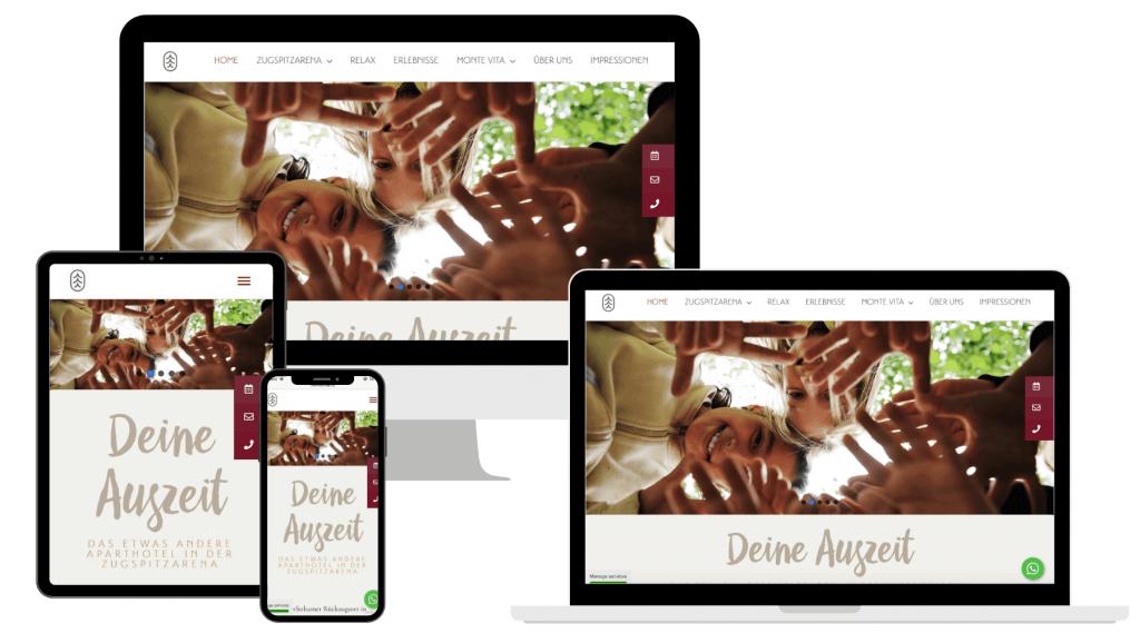 Webdesign, Virtuelle Assistenz, Struktur